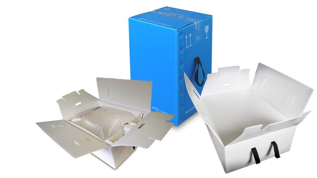 hygienic packaging box