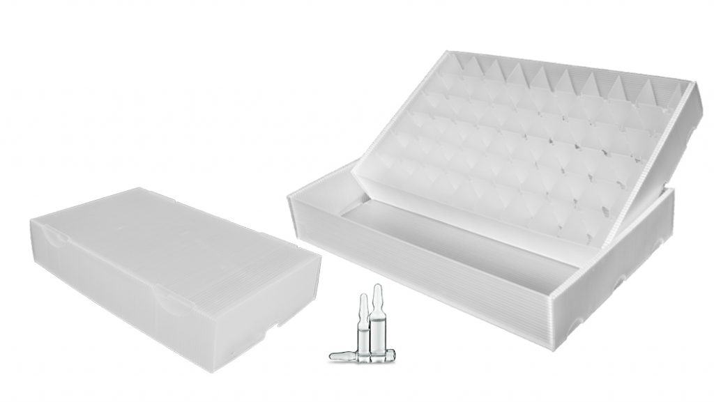 hygienic packaging trays