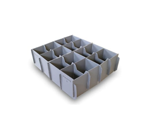 dunnage fittings rigid