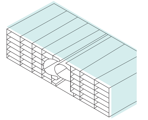 polycarbonate building system clipon