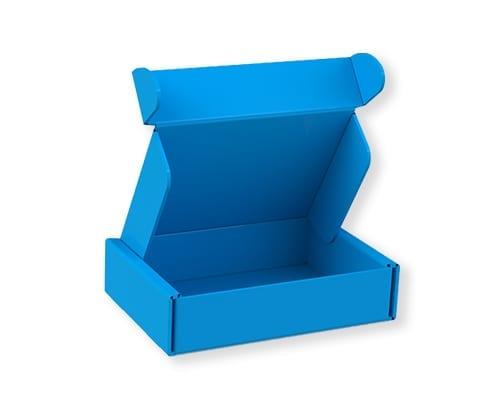 box trays fold over box