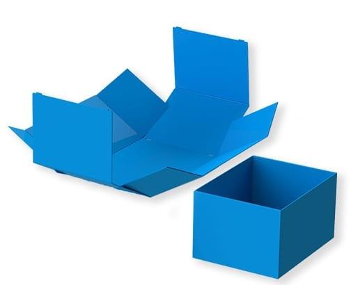 box trays fold over tray