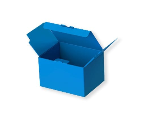 box trays slotted box