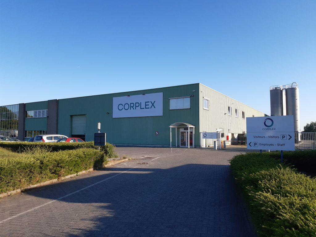 corplex rebranding
