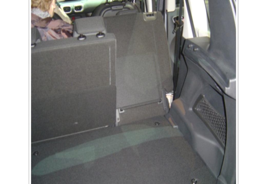 Laminated Polypropylene Board Seat Back Reinforcement
