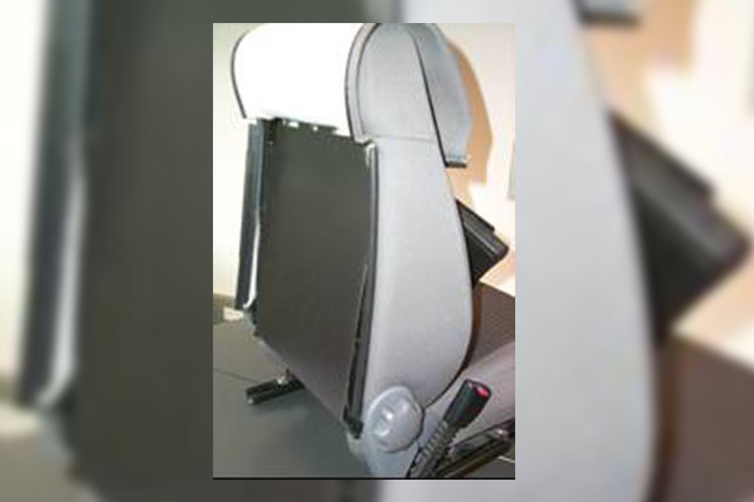 AkyDrive Seat Back Reinforcement