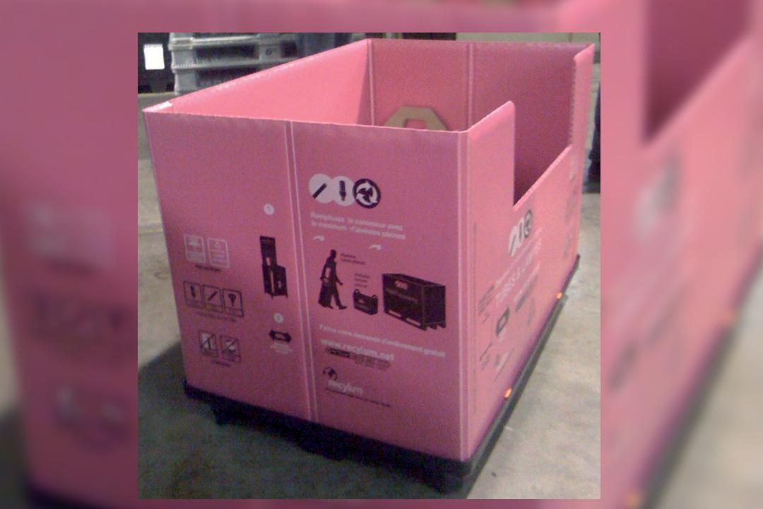one colour flexo or screen printing