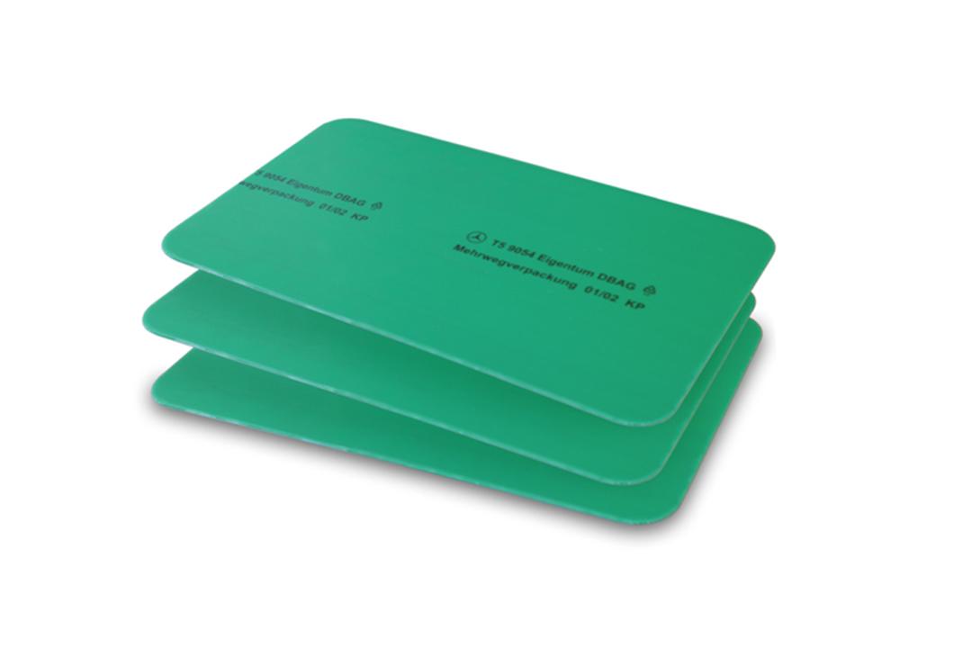 Green Layer Pad