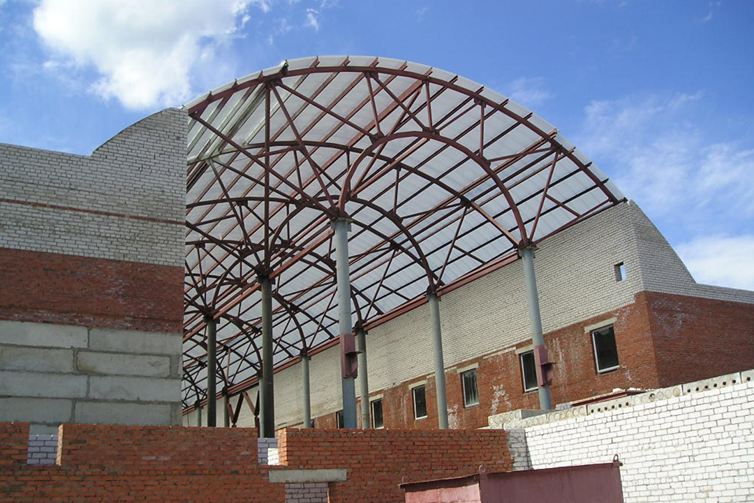 AkyVer Multi-Wall Polycarbonate Roofing