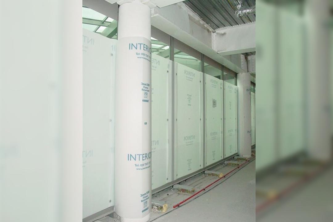 polypropylene protection board for windows