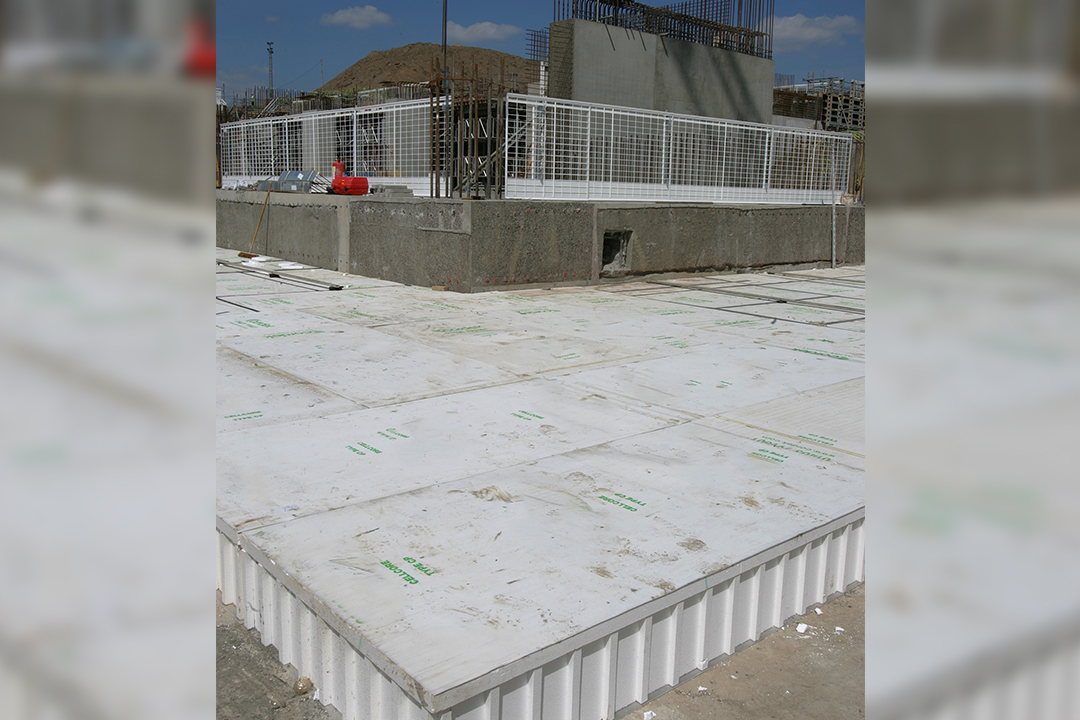 polypropylene protection board floor