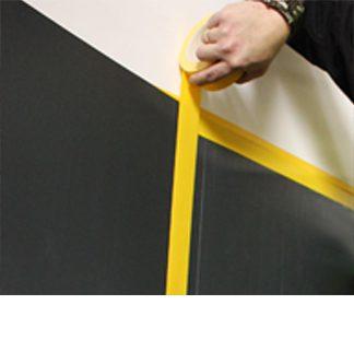 polypropylene board protection