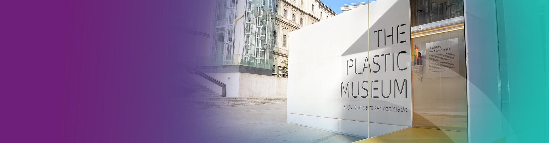 the plastic museum - madrid