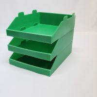 sustainable polypropylene warehouse